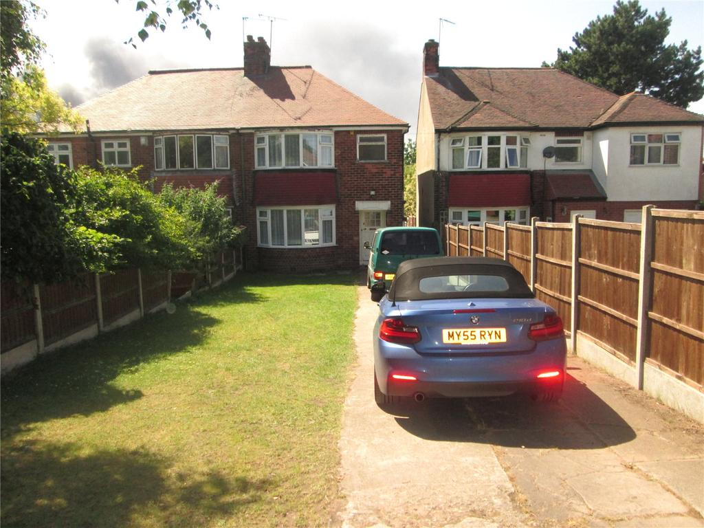 3 Bedrooms Semi Detached House for sale in Carlton Road, Worksop, Nottinghamshire, S81