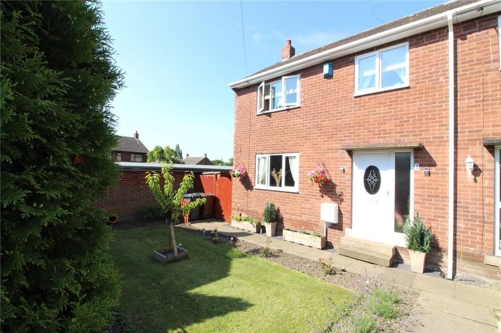 3 Bedrooms Semi Detached House for sale in Osmond Place, Worsbrough, Barnsley, S70