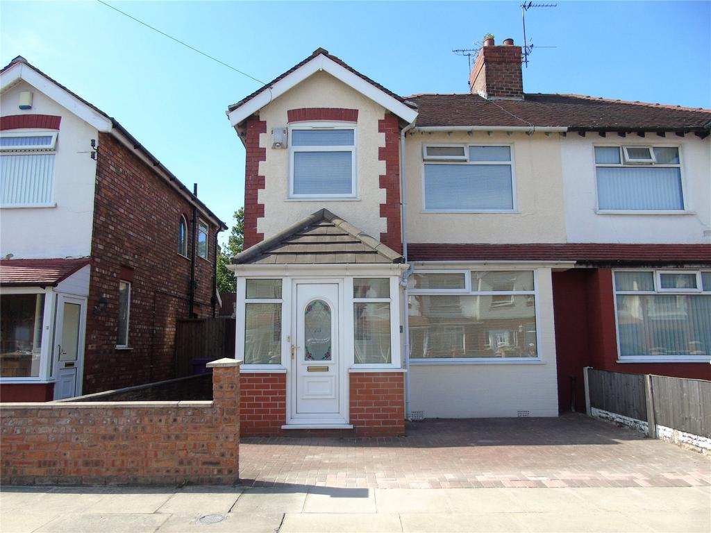 3 Bedrooms Semi Detached House for sale in Rodmell Road, Aintree, Liverpool, L9