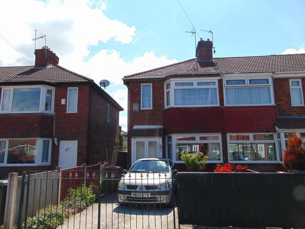 2 Bedrooms End Of Terrace House for sale in Patricia Avenue, Birkenhead