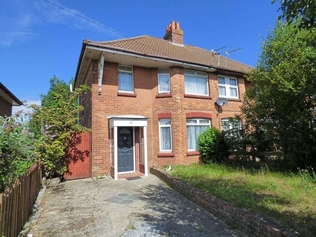 2 Bedrooms Semi Detached House for sale in Parkstone, Poole