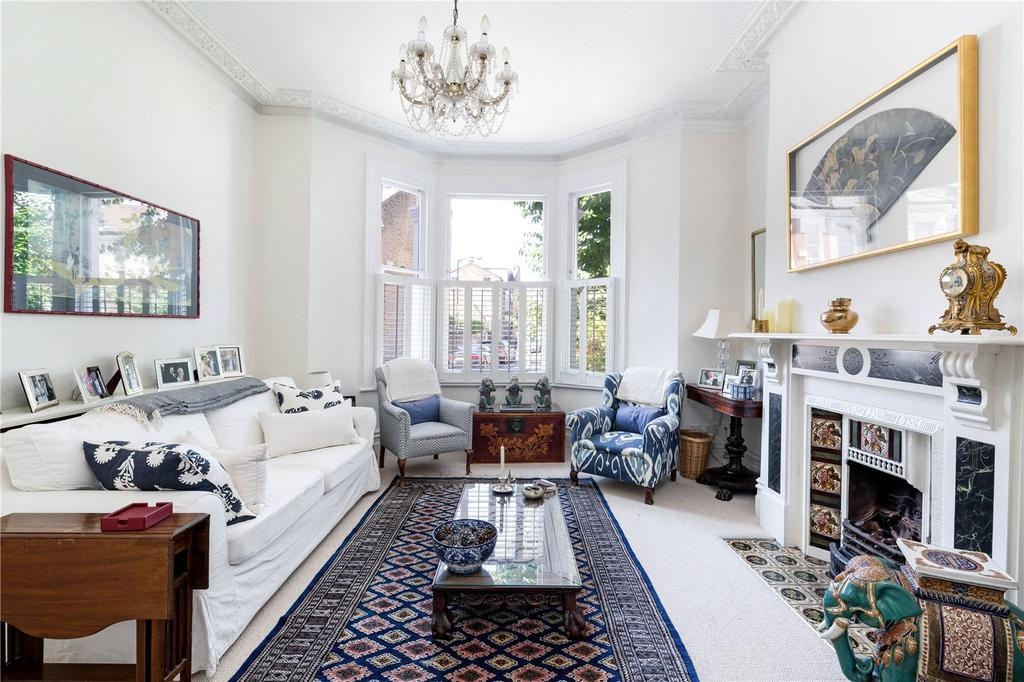 4 Bedrooms Terraced House for sale in Herndon Road, London, SW18