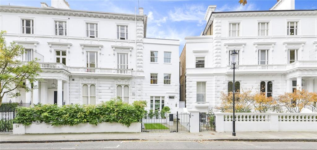 4 Bedrooms Terraced House for sale in The Boltons, London, SW10