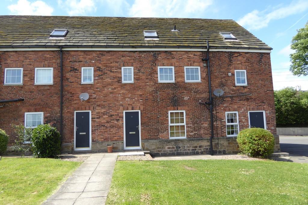 3 Bedrooms Terraced House for sale in Dearne Hall Fold, Barugh Green
