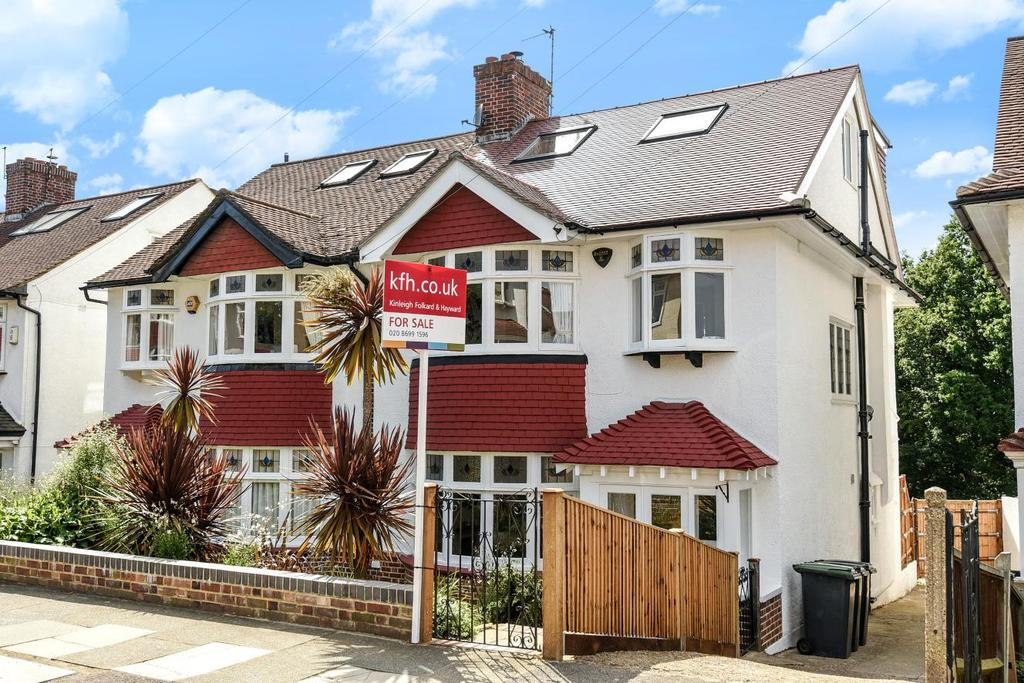 5 Bedrooms Semi Detached House for sale in Westwood Park, Forest Hill