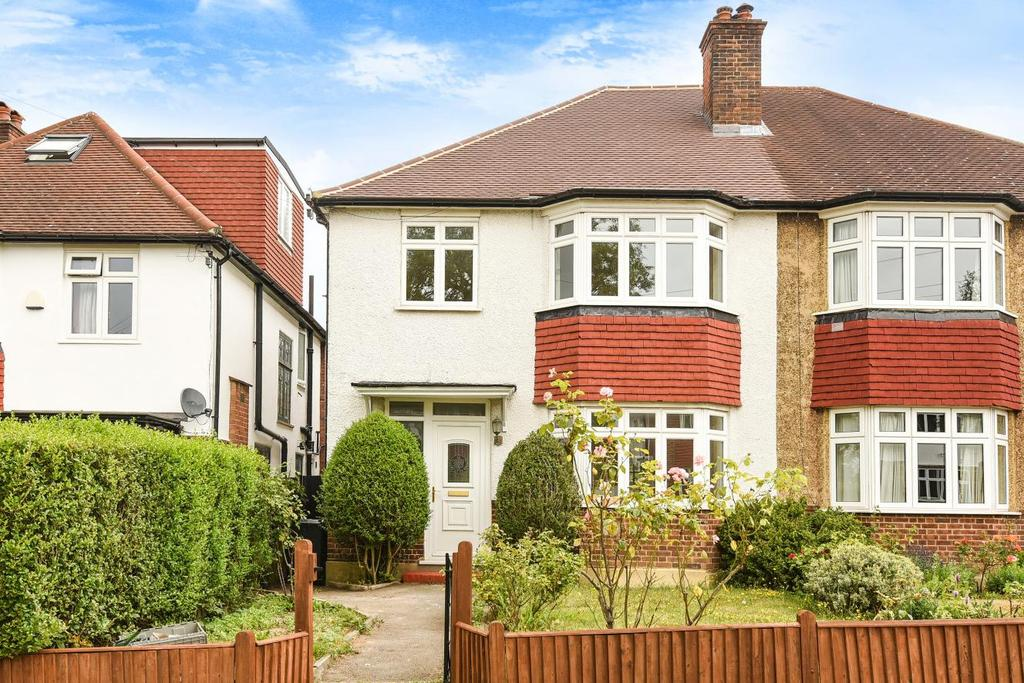 3 Bedrooms Semi Detached House for sale in Sunset Road, Camberwell