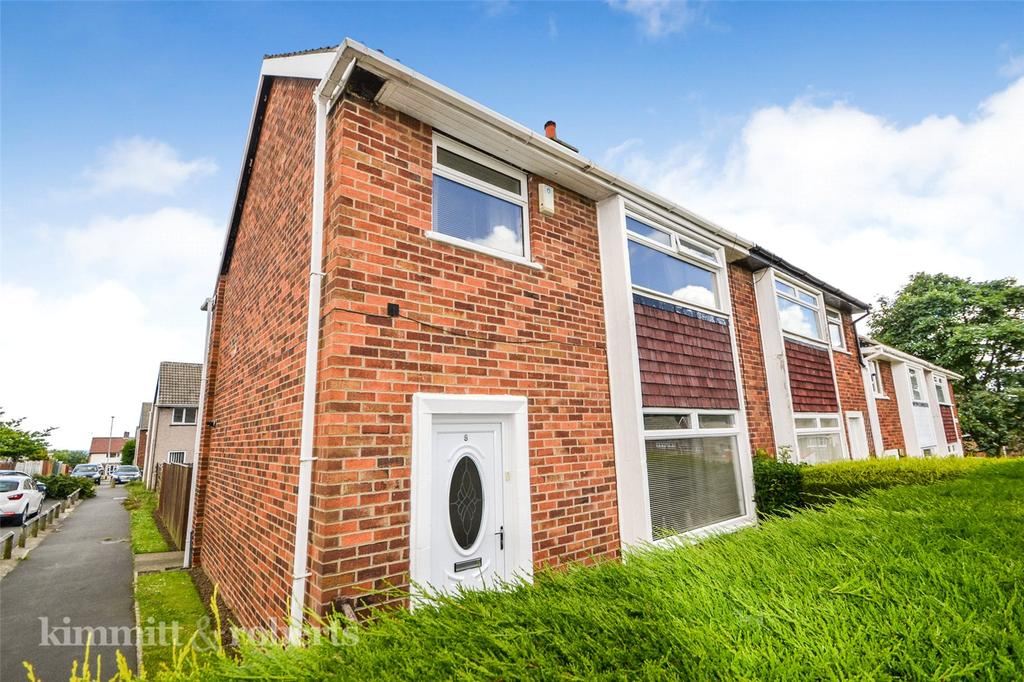 3 Bedrooms End Of Terrace House for sale in Leazes Rise, Peterlee, Co.Durham, SR8