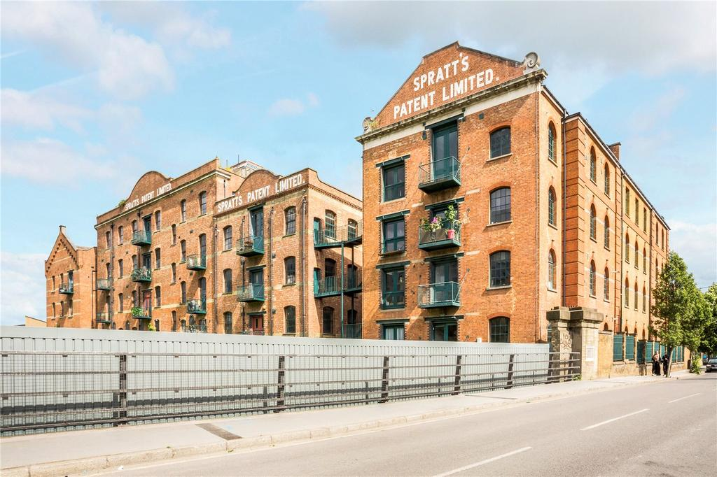 2 Bedrooms Unique Property for sale in Colmans Wharf, 45 Morris Road, Canary Wharf, London, E14