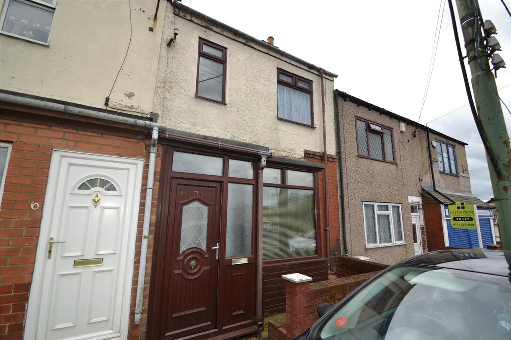 3 Bedrooms Terraced House for sale in Thornley Road, Wheatley Hill, Co Durham, DH6