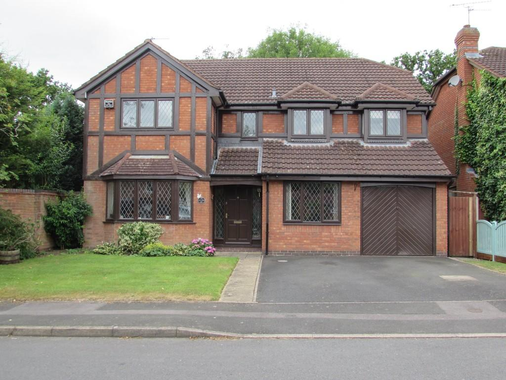 5 Bedrooms Detached House for sale in Elmbridge Drive, Shirley