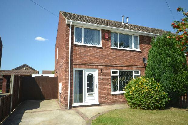 3 Bedrooms Semi Detached House for sale in Woodhall Drive, Waltham, Grimsby