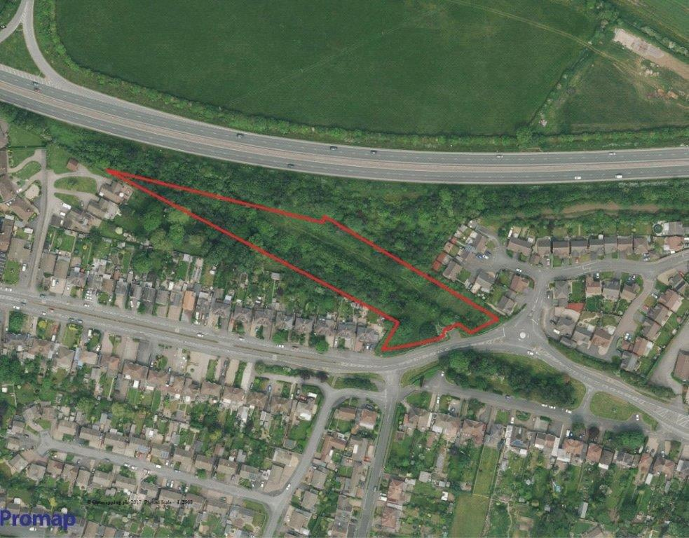 Land Commercial for sale in Leicester Road, Groby, Leicester, Leicestershire, LE6