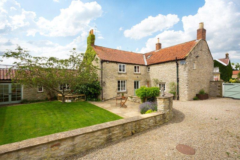 5 Bedrooms Semi Detached House for sale in Bondgate, Helmsley, York, North Yorkshire, YO62