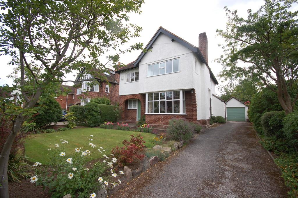 4 Bedrooms Detached House for sale in Carrick Road, Curzon Park