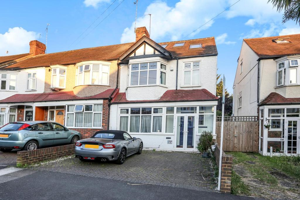 4 Bedrooms Terraced House for sale in Meadow Close, Raynes Park, SW20