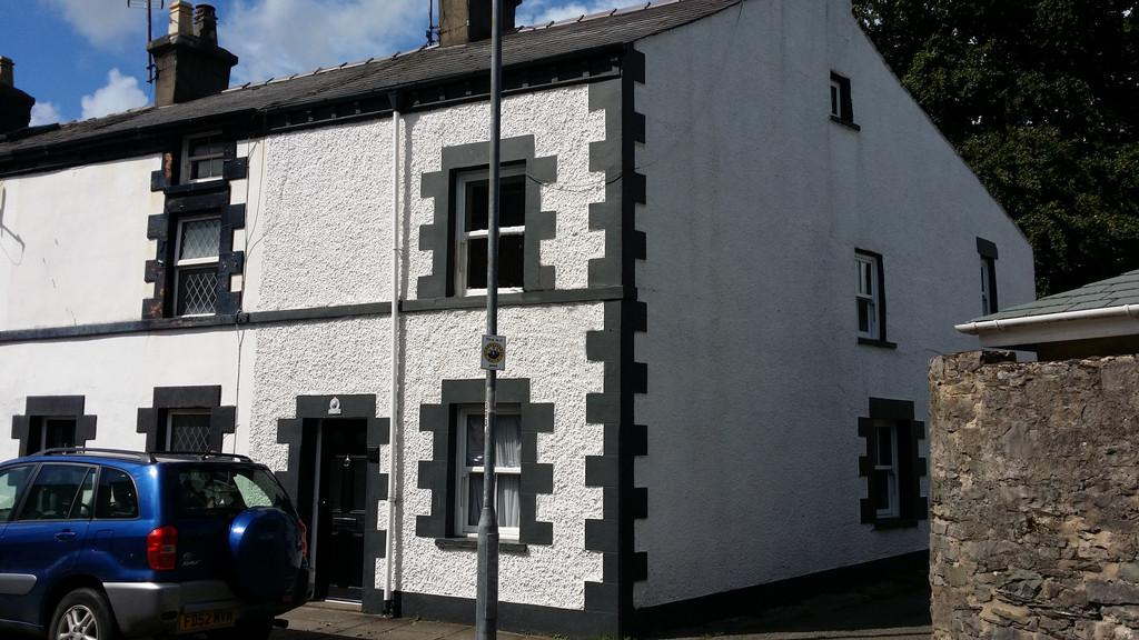 2 Bedrooms End Of Terrace House for sale in 77 Hart Street, Ulverston, Cumbria LA12 7JT