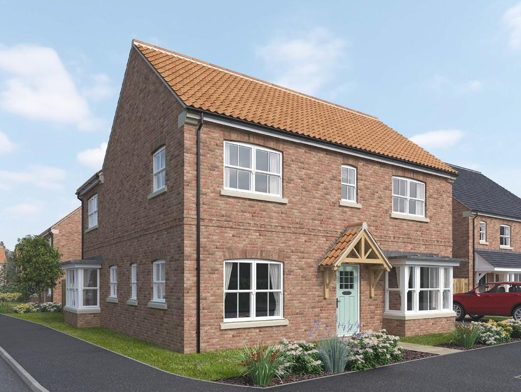 4 Bedrooms Detached House for sale in THE VICTORIA, ORCHARD VIEW, ULLESKELF,LS24 9DW