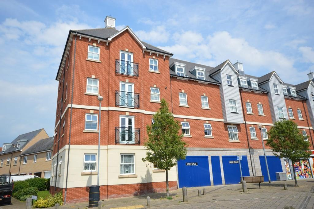 2 Bedrooms Apartment Flat for sale in John Mace Road, Colchester