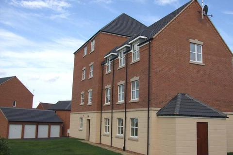 2 bedroom apartment to rent - 27 Sockburn Close, Hamilton, Leicester, Leicestershire, LE5 1NR