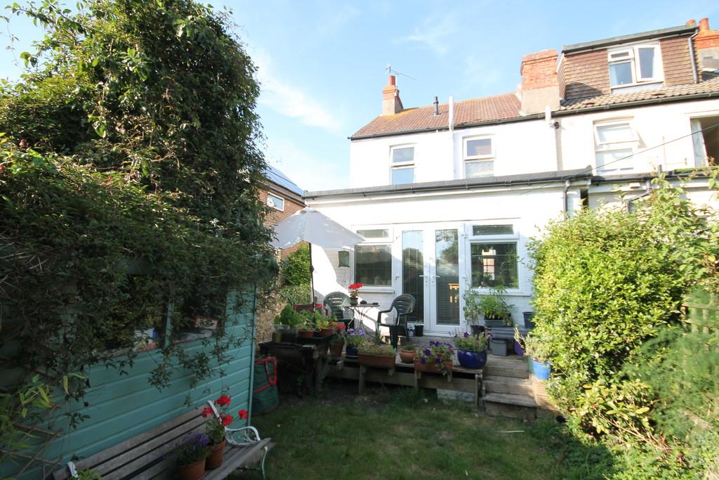 2 Bedrooms End Of Terrace House for sale in Old Shoreham Road, Shoreham-by-Sea, BN43 5TF