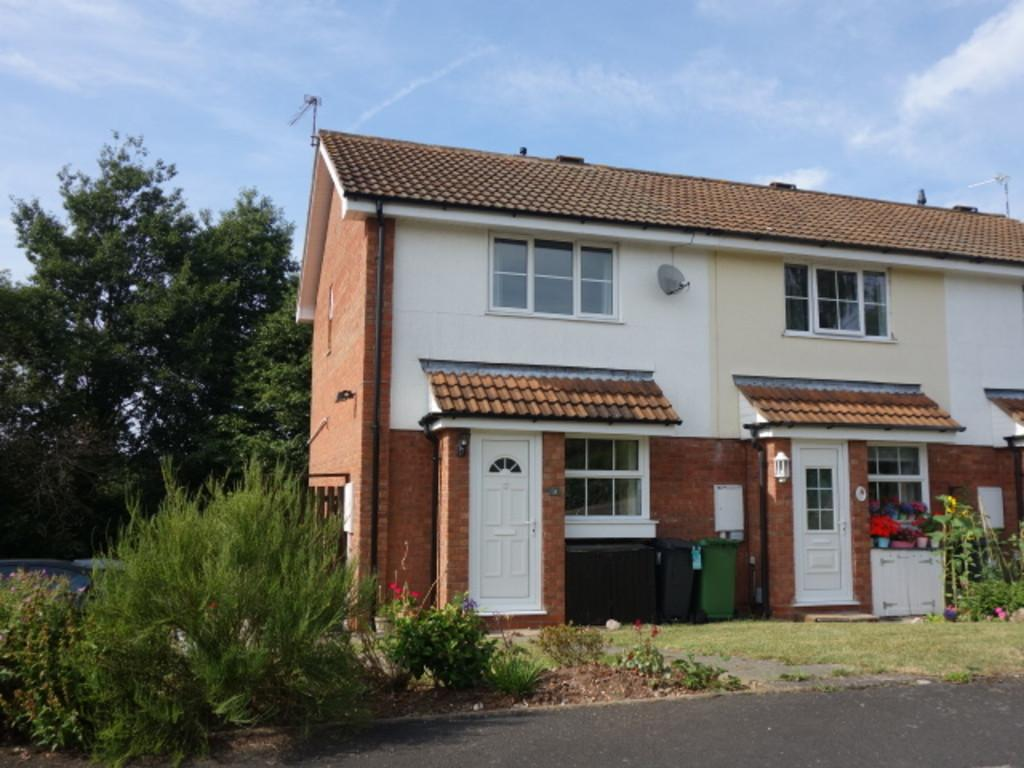 2 Bedrooms End Of Terrace House for sale in Tisdale Rise, Kenilworth
