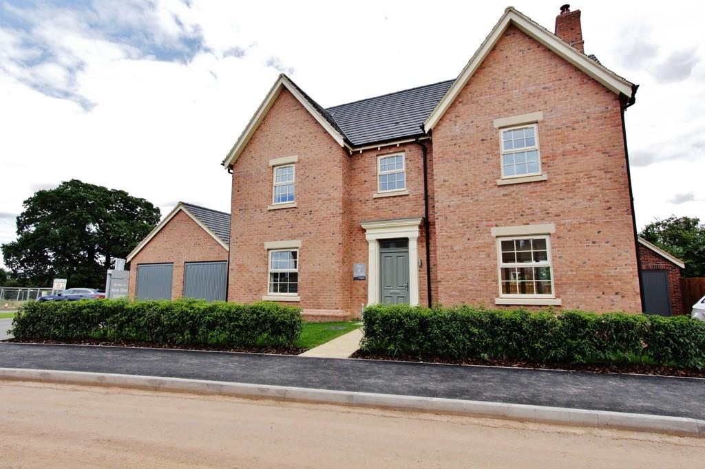 4 Bedrooms Detached House for sale in Measham Road, Appleby Magna