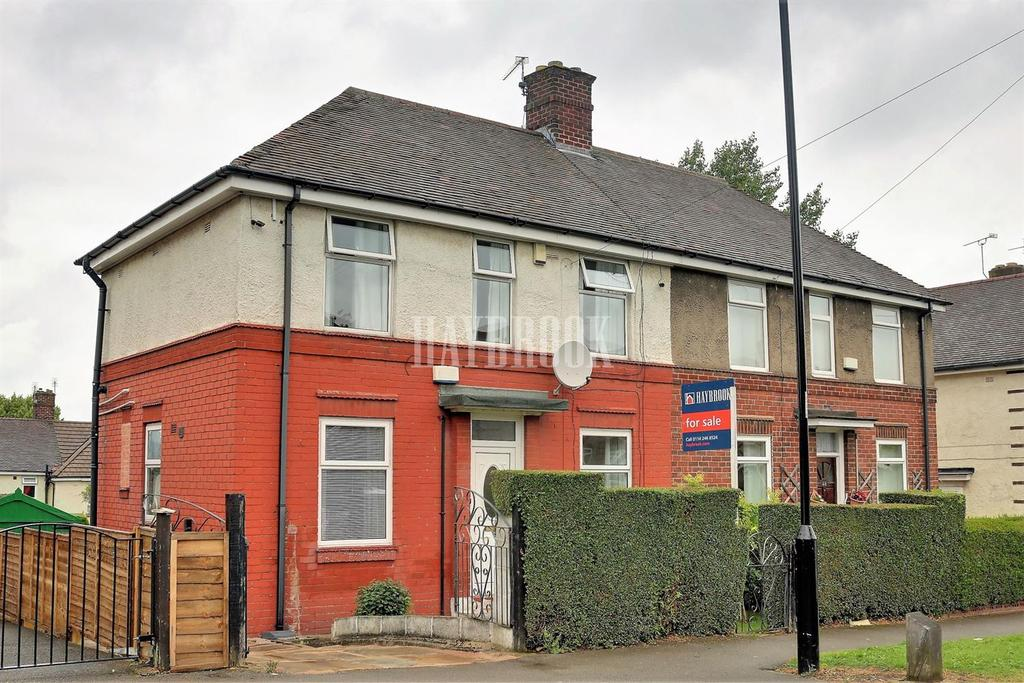 3 Bedrooms Semi Detached House for sale in Gregg House Crescent, Shiregreen
