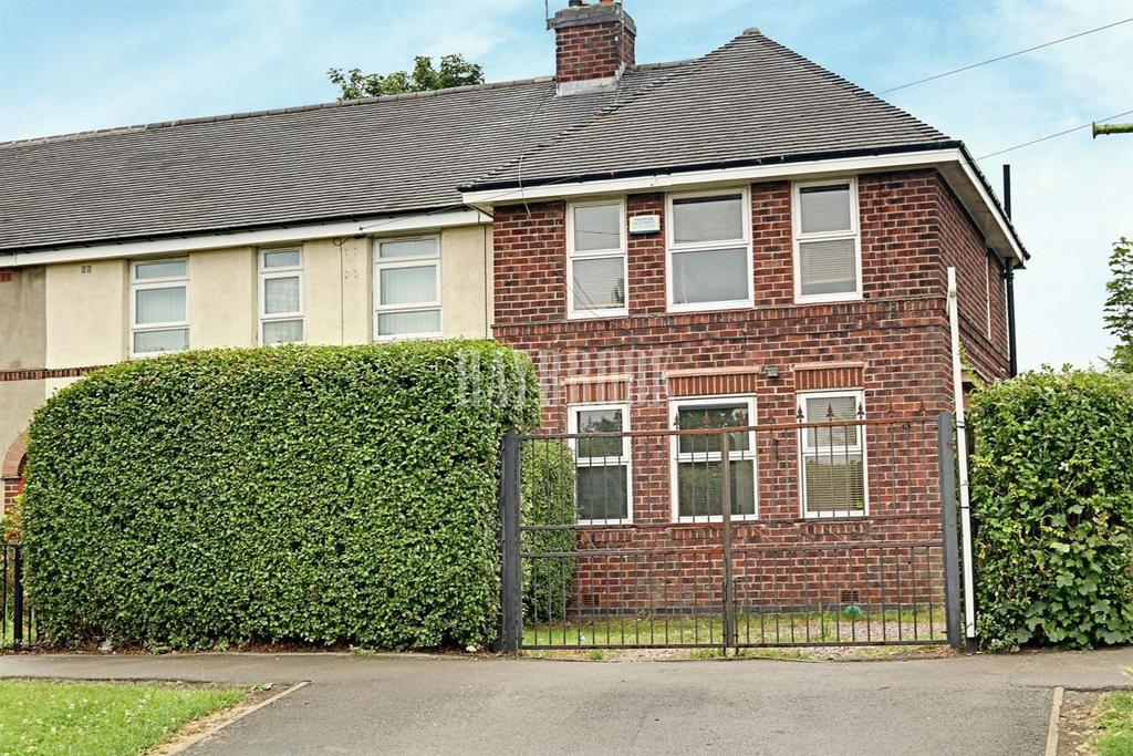 3 Bedrooms End Of Terrace House for sale in Beck Road, Shiregreen