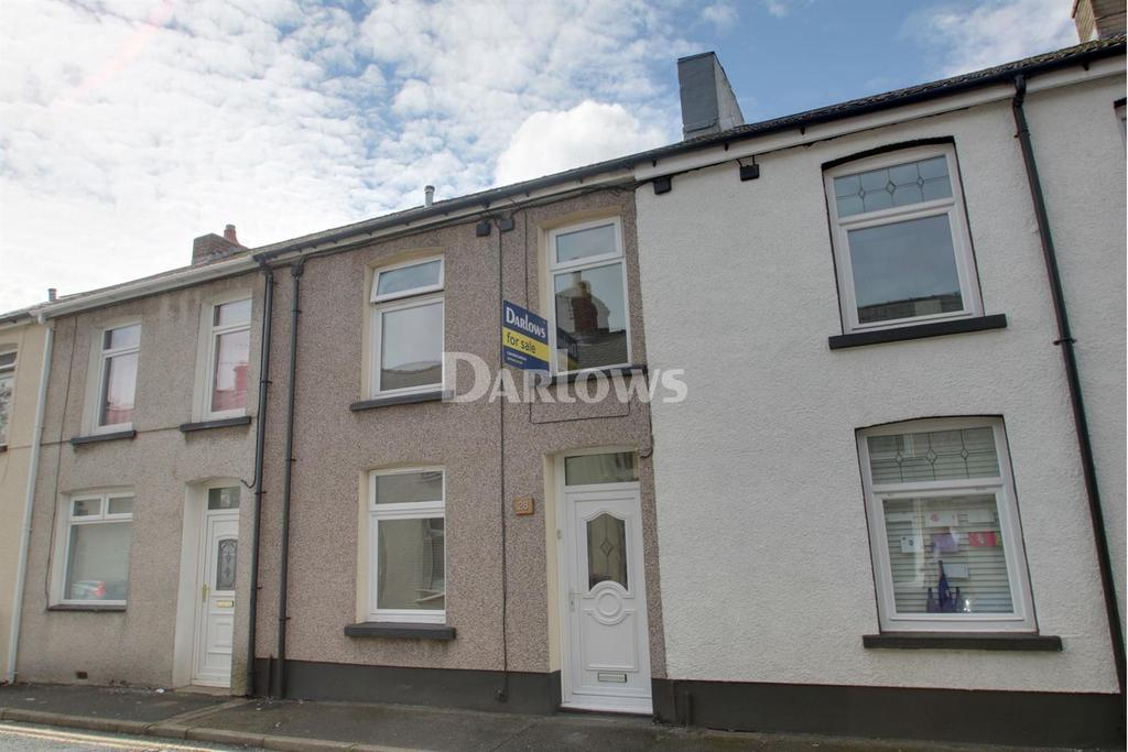 2 Bedrooms Terraced House for sale in Morgan Street, Blaenavon, Pontypool