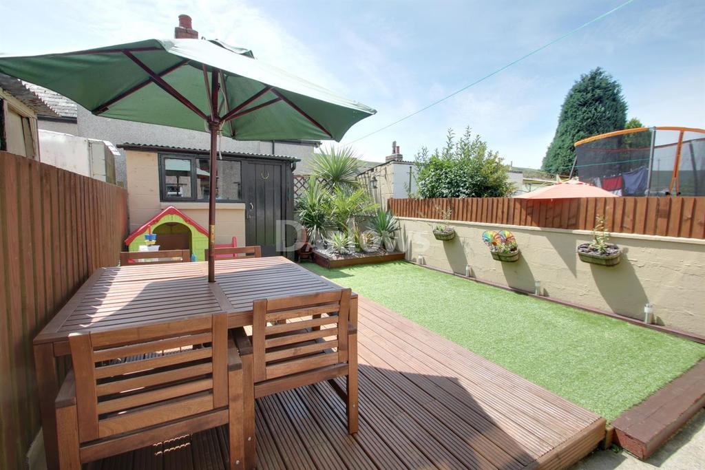 2 Bedrooms Terraced House for sale in Morgan Street, Blaenavon, Pontypool