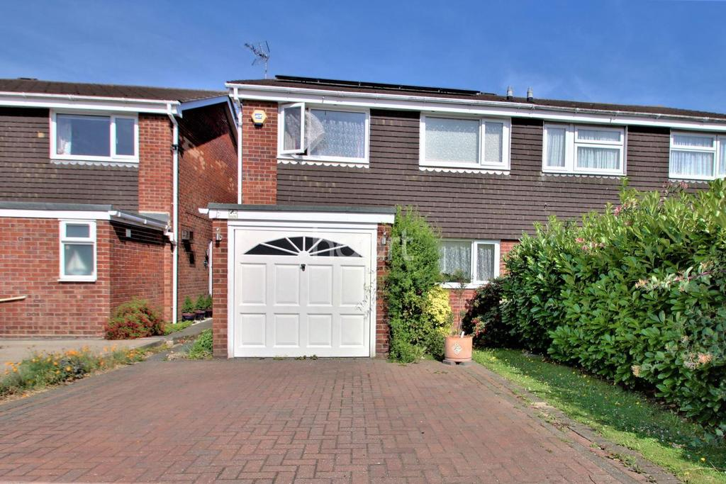 3 Bedrooms Semi Detached House for sale in Peter Bruff