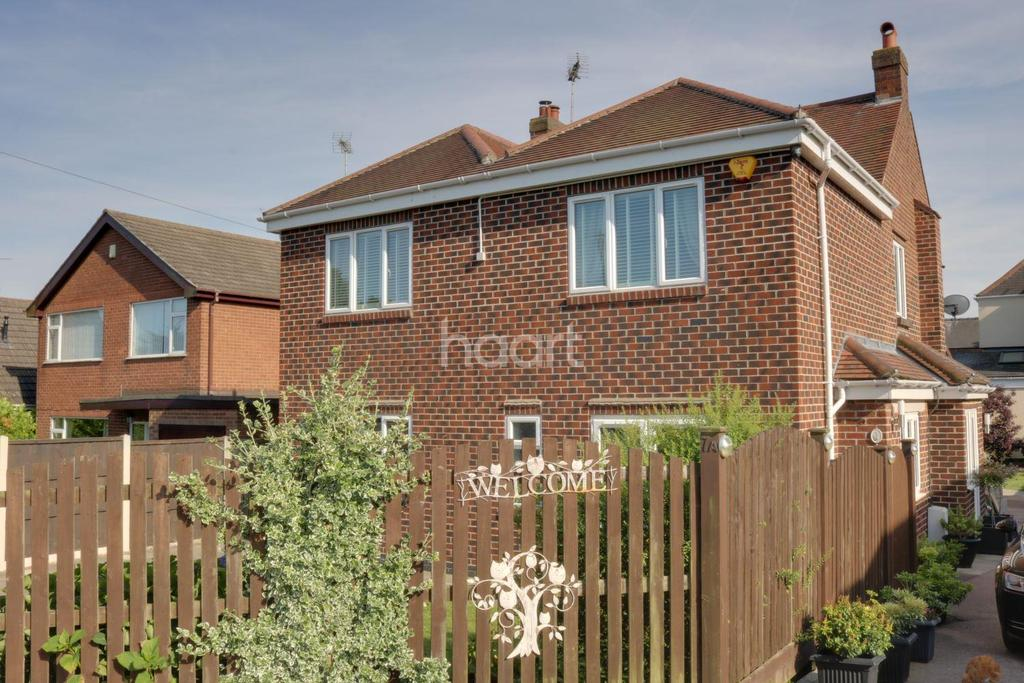 4 Bedrooms Detached House for sale in Forest Close, Kirkby-in-Ashfield