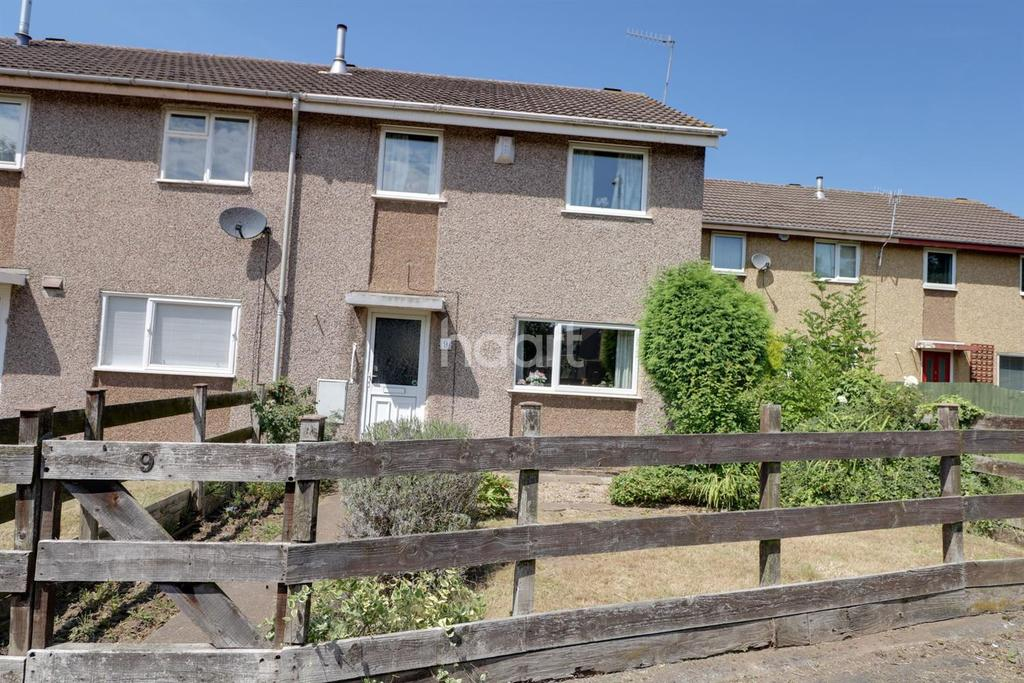 2 Bedrooms Semi Detached House for sale in Acle Gardens, Bulwell