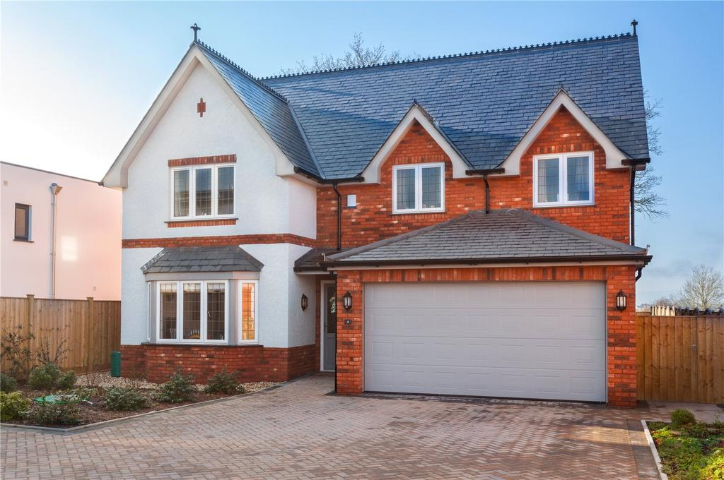 5 Bedrooms Detached House for sale in 2- The Smithy, The Old Smithy, London Road, Rockbeare, EX5