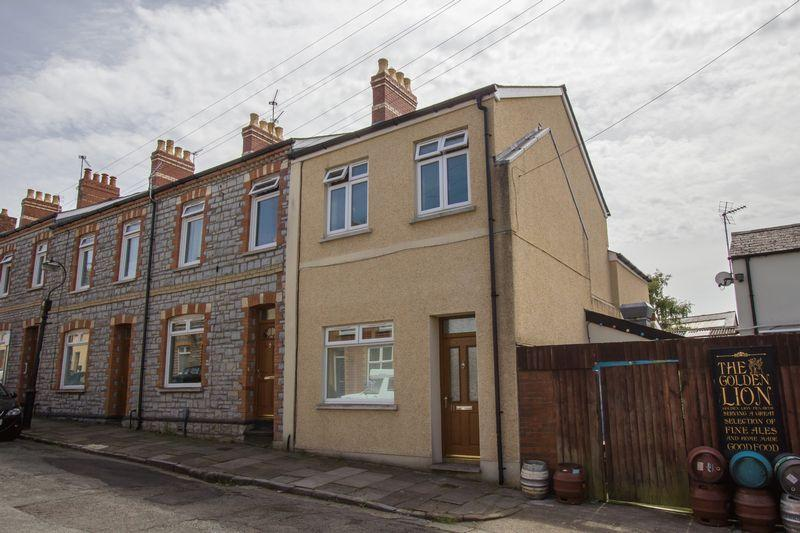 2 Bedrooms Terraced House for sale in King Street, Penarth
