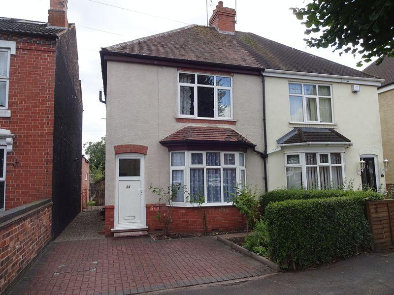 2 Bedrooms Semi Detached House for sale in Beauchamp Avenue, Kidderminster DY11 7AQ
