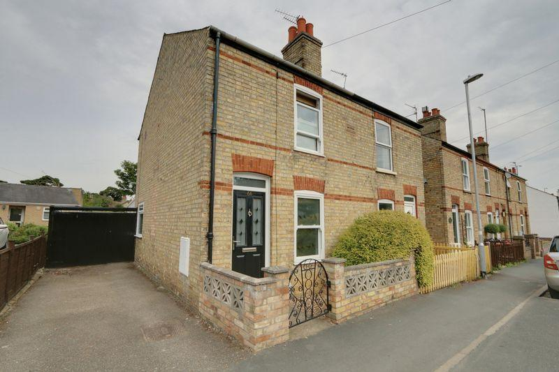 2 Bedrooms Semi Detached House for sale in Barton Road, Ely