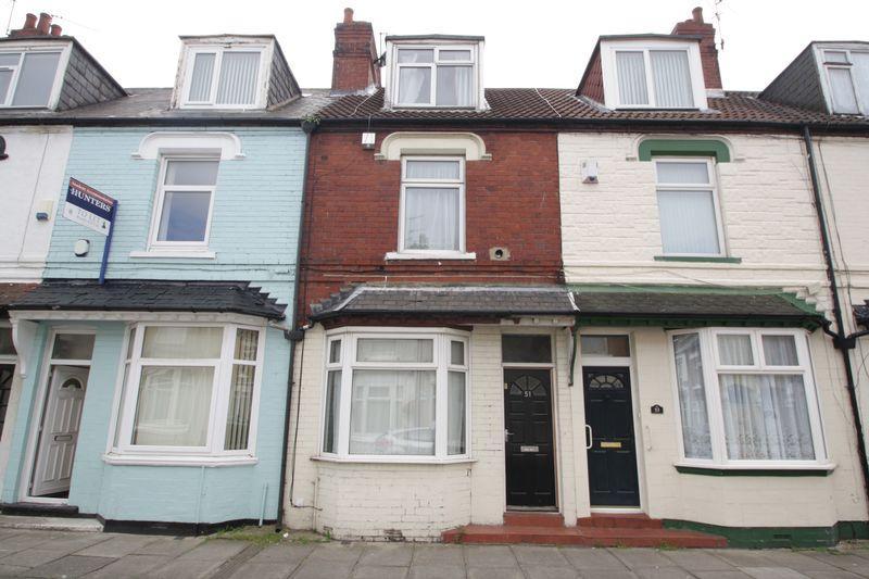 4 Bedrooms Terraced House for sale in Pelham Street, Middlesbrough, TS1 4DJ