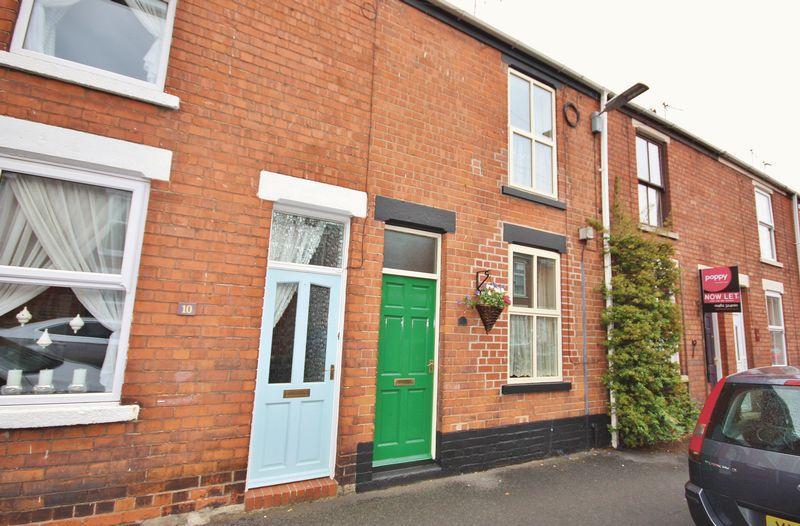 2 Bedrooms Terraced House for sale in Regent Street, Beverley