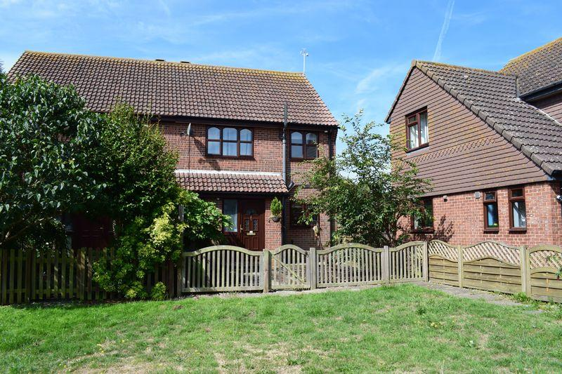 3 Bedrooms Semi Detached House for sale in Admirals Close, Southampton