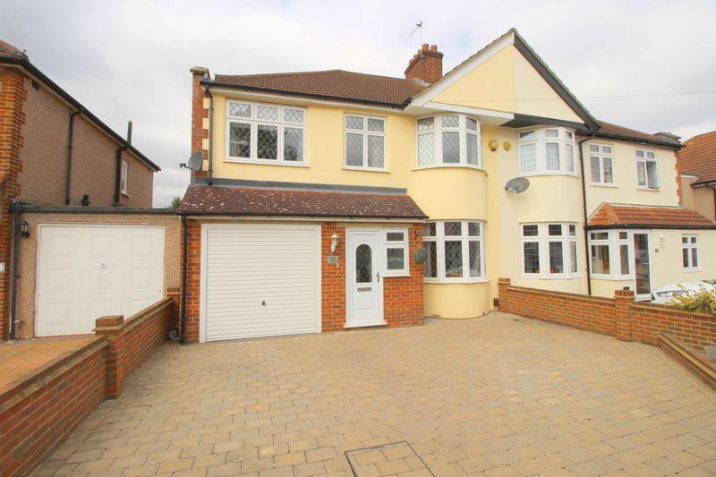 4 Bedrooms Semi Detached House for sale in Marechal Niel Avenue, Sidcup