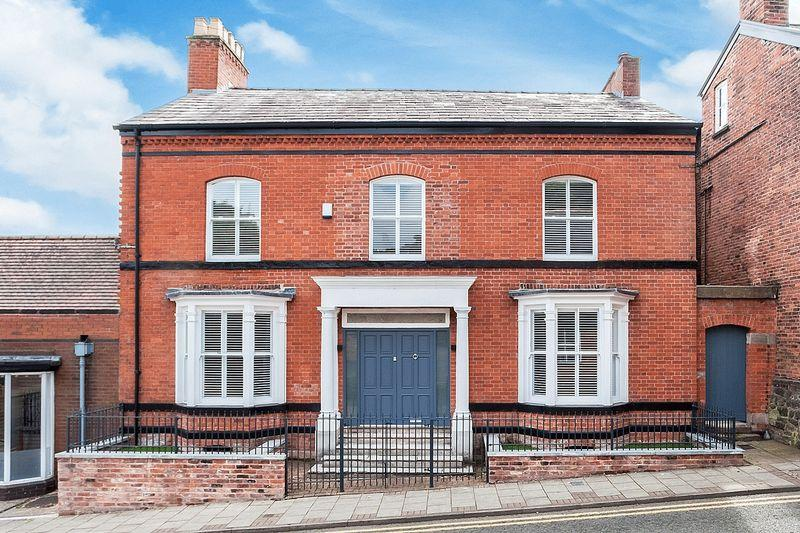 6 Bedrooms Town House for sale in Moody Street, Congleton