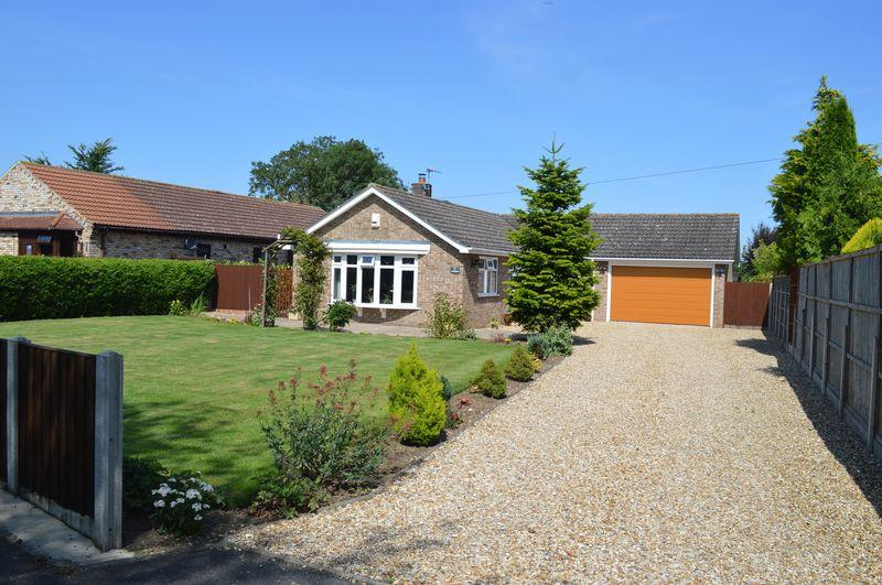 3 Bedrooms Detached Bungalow for sale in Scothern Lane, Langworth