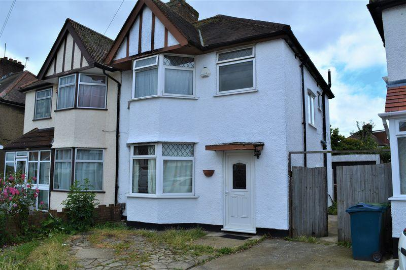 3 Bedrooms Semi Detached House for sale in Merlin Crescent, Edgware