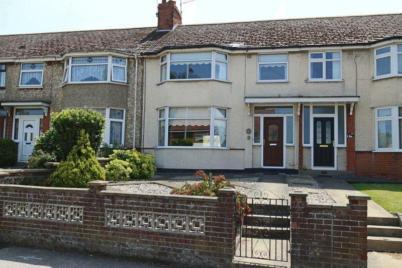 3 Bedrooms Terraced House for sale in Carlton Road, Lowestoft