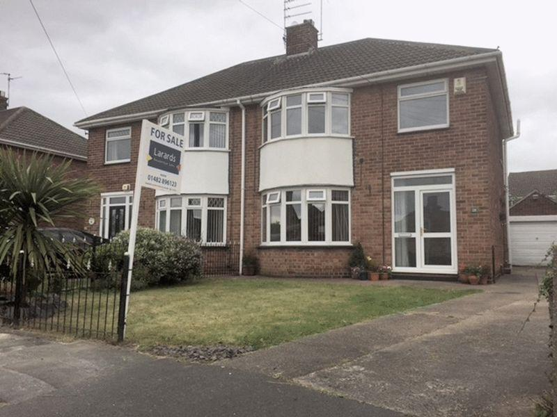 3 Bedrooms Semi Detached House for sale in Belvedere Drive, Bilton