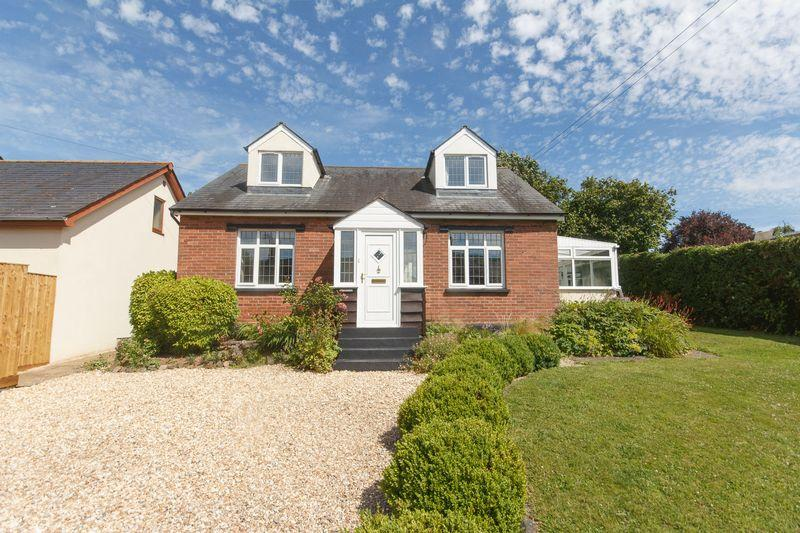 4 Bedrooms Detached House for sale in Station Road, Yeoford