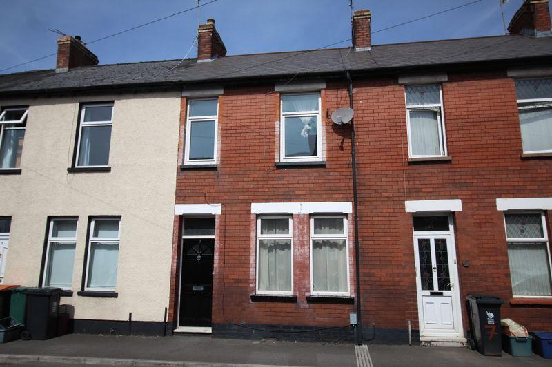 2 Bedrooms Terraced House for sale in Collier Street, Newport