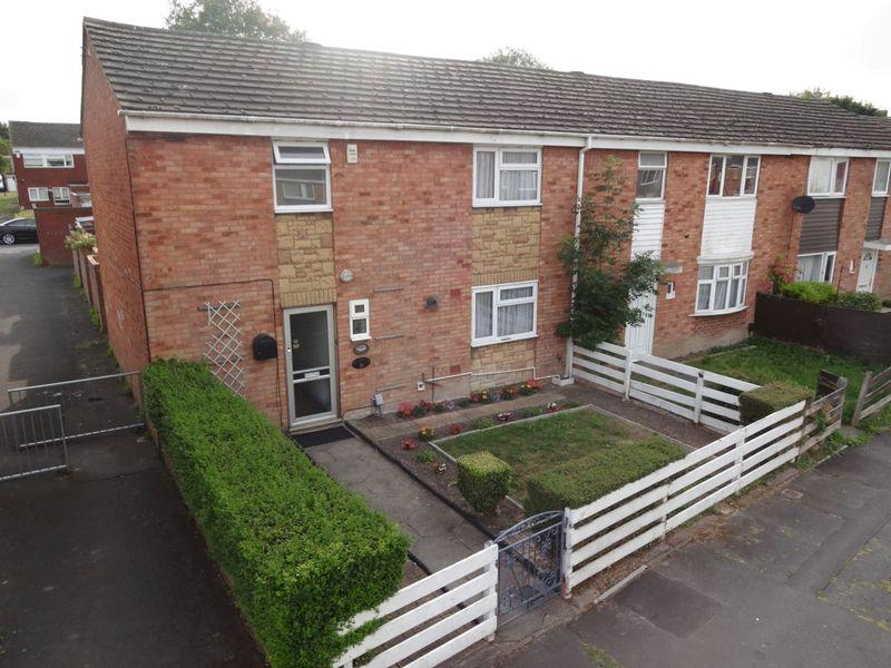 4 Bedrooms End Of Terrace House for sale in Elm Park Close, Houghton Regis
