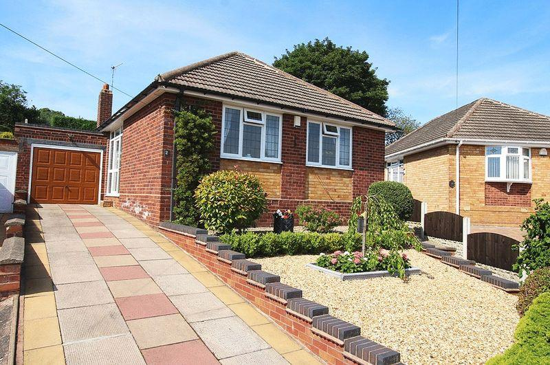 2 Bedrooms Detached Bungalow for sale in Spencer Close, THE STRAITS